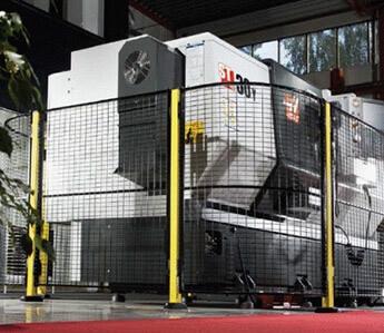 安全防護柵欄 X-GUARD,克普典科技