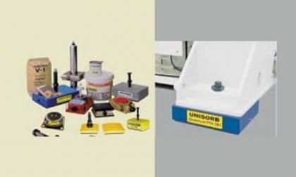 機械防震與安裝固定(Unisorb)
