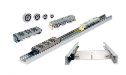 COMPACT RAIL簡潔型線性滑軌